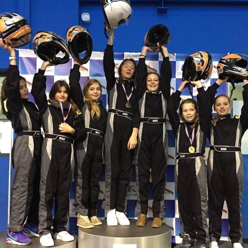 Karting électrique pour enfants à partir de 11 ans à côté de Lyon