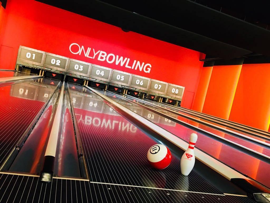 piste de bowling à lyon