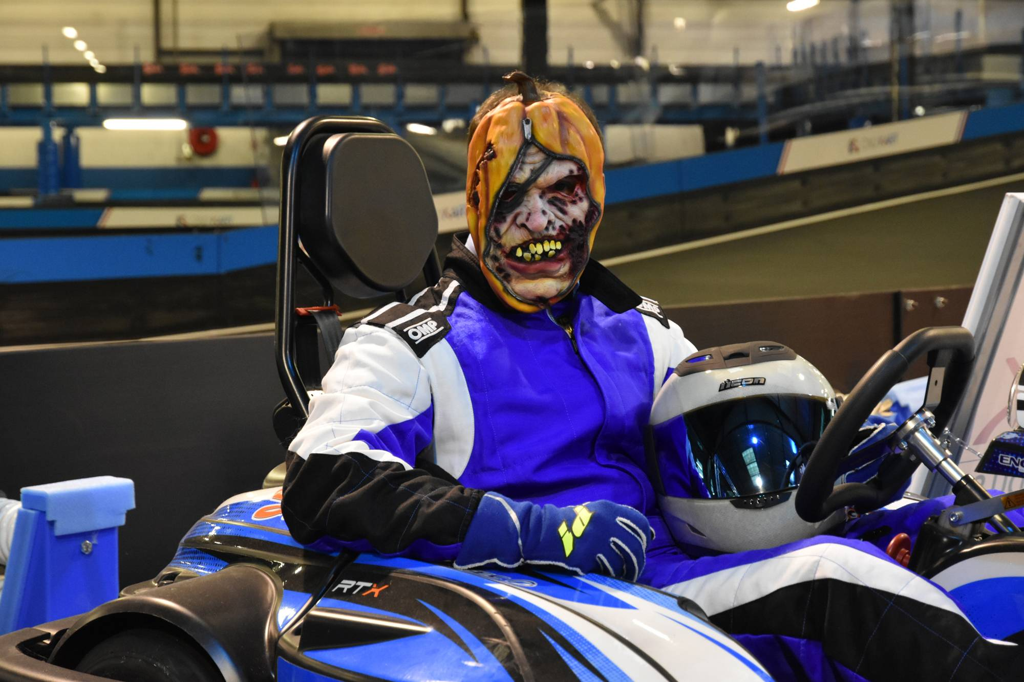 promotion karting lyon pour halloween