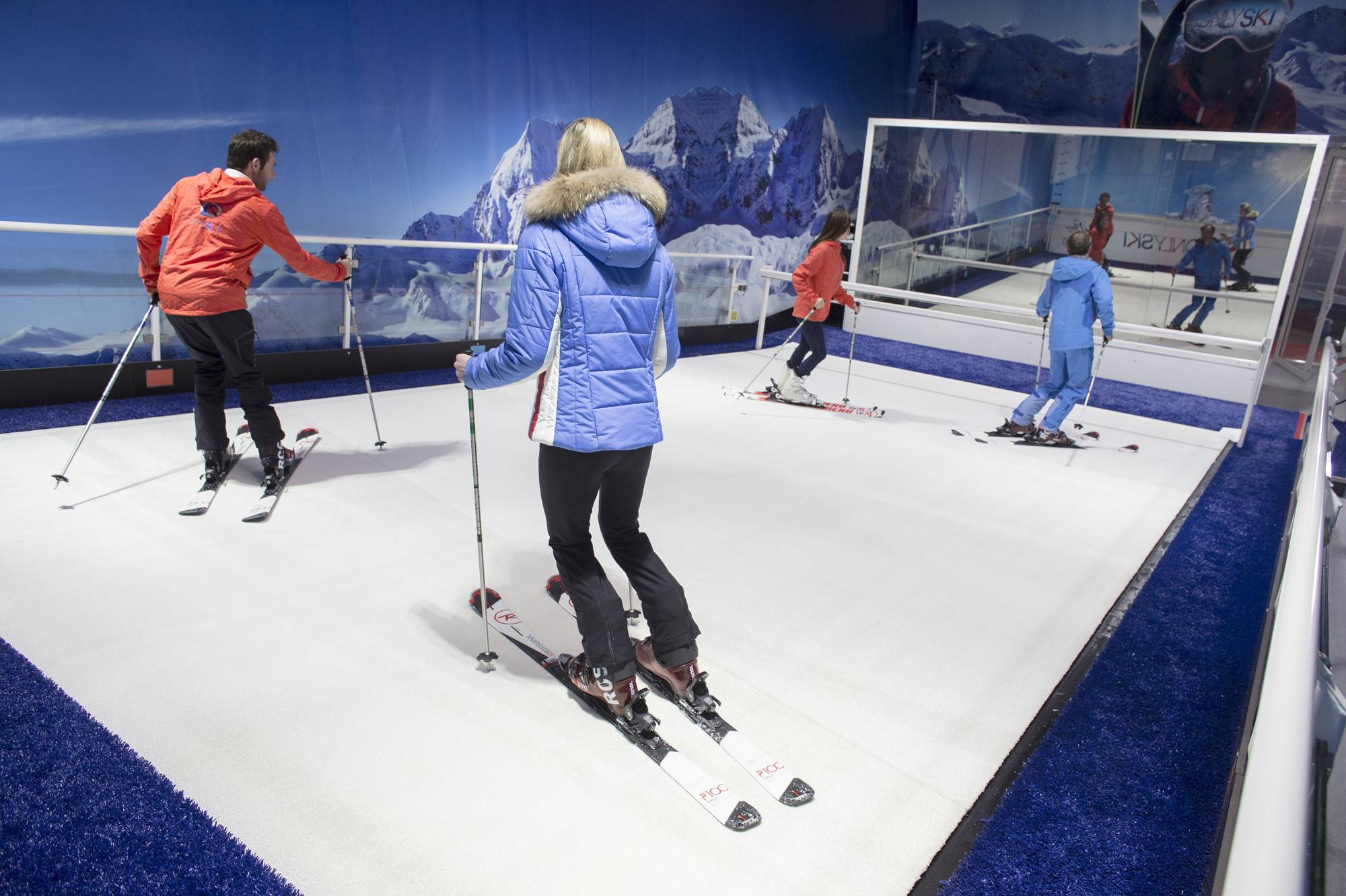 ski indoor lyon