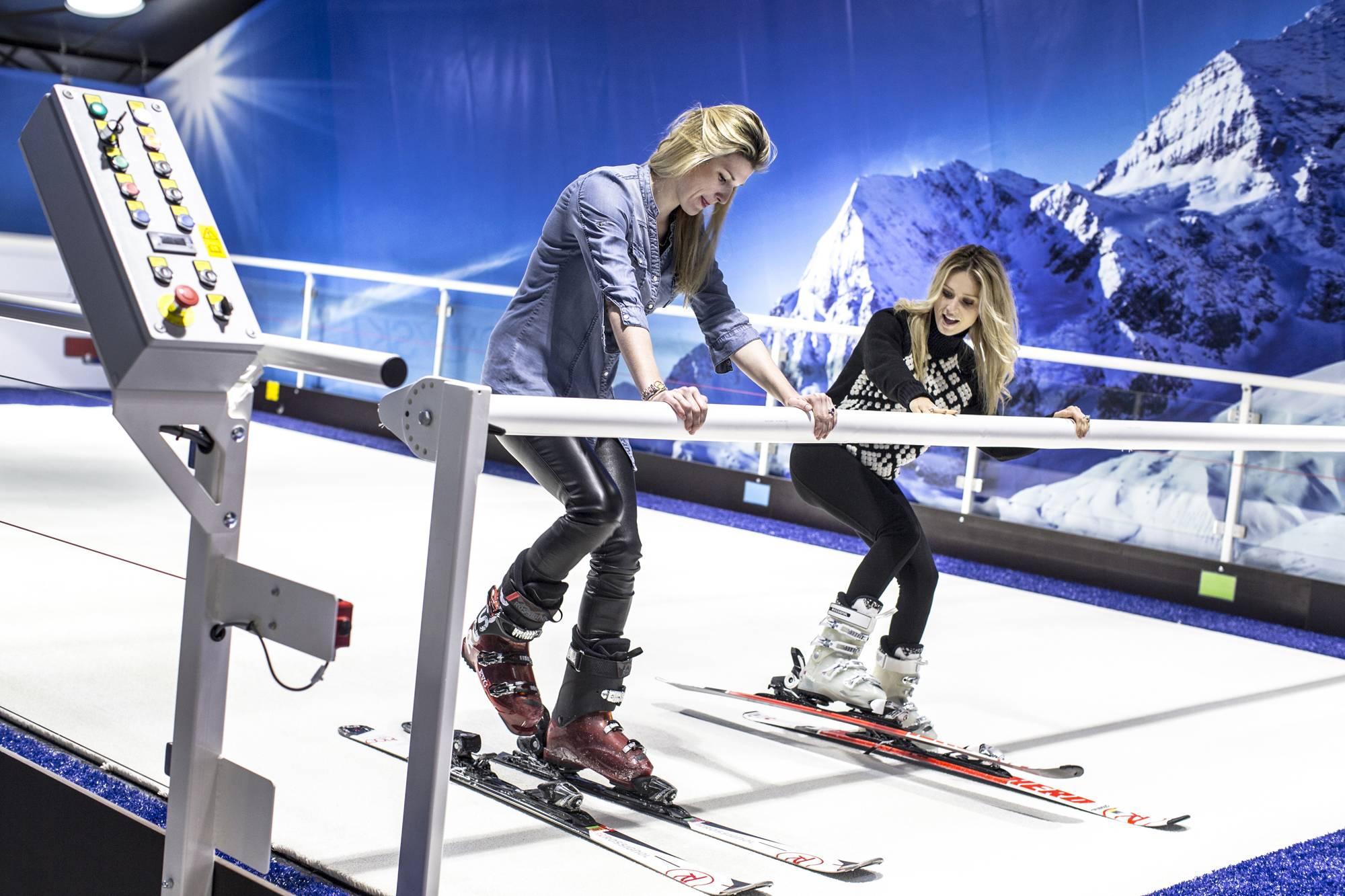 cours de ski lyon