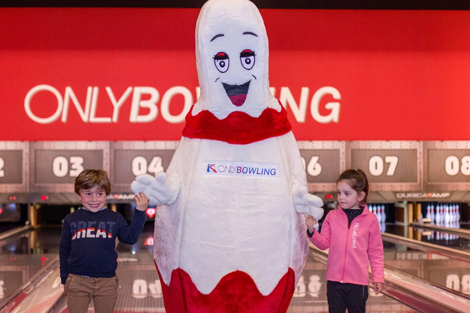 anniversaire enfants au bowling