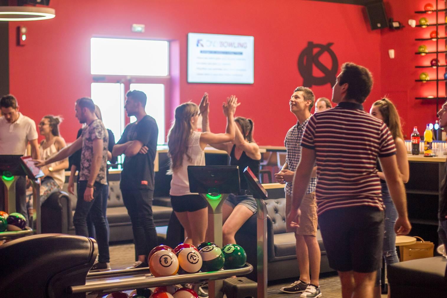 bowling nouvelle génération aux portes de lyon