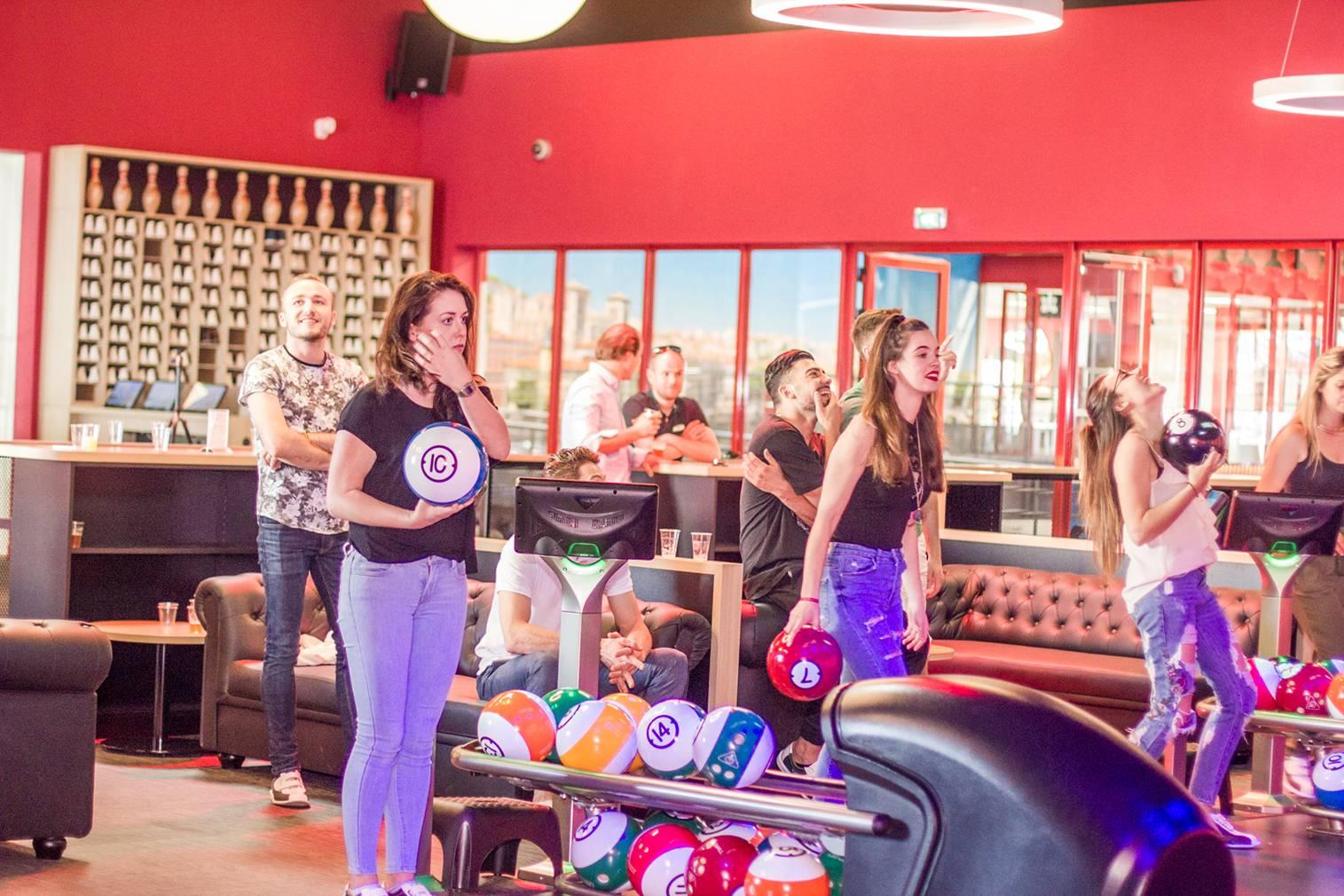 bowling aux portes de lyon