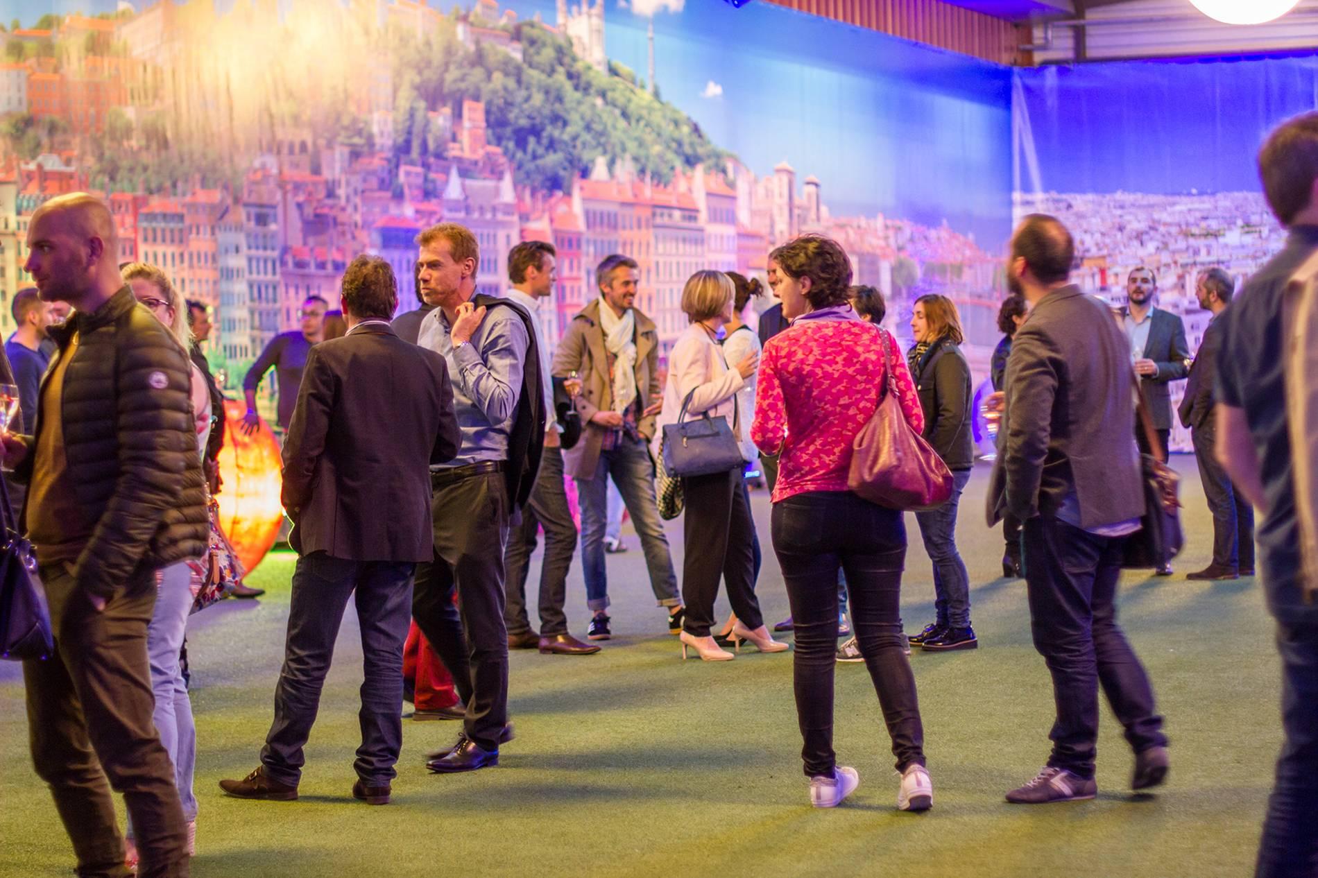 séminaire entreprise, team builing et incentive à Lyon