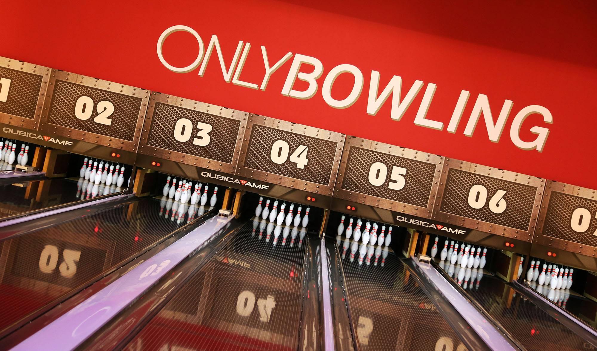 piste des bowling pour famille près de lyon