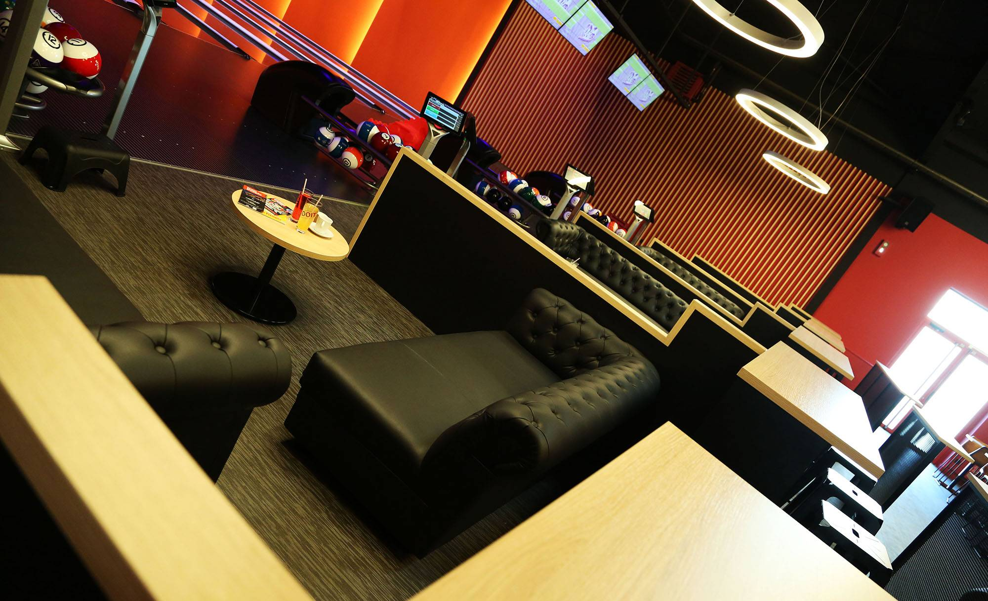 espace bar bowling lyon