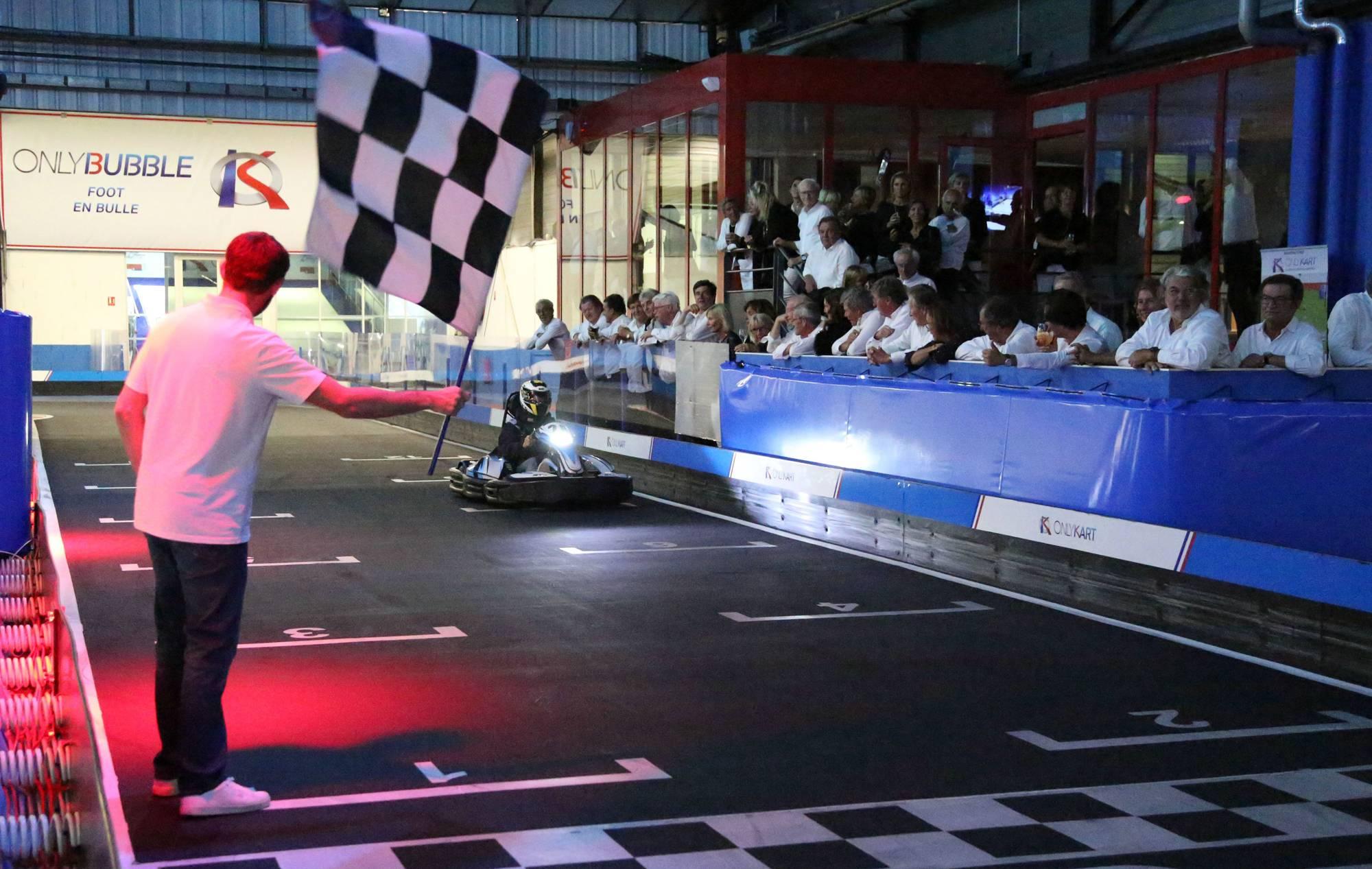 grand prix karting entreprises à lyon