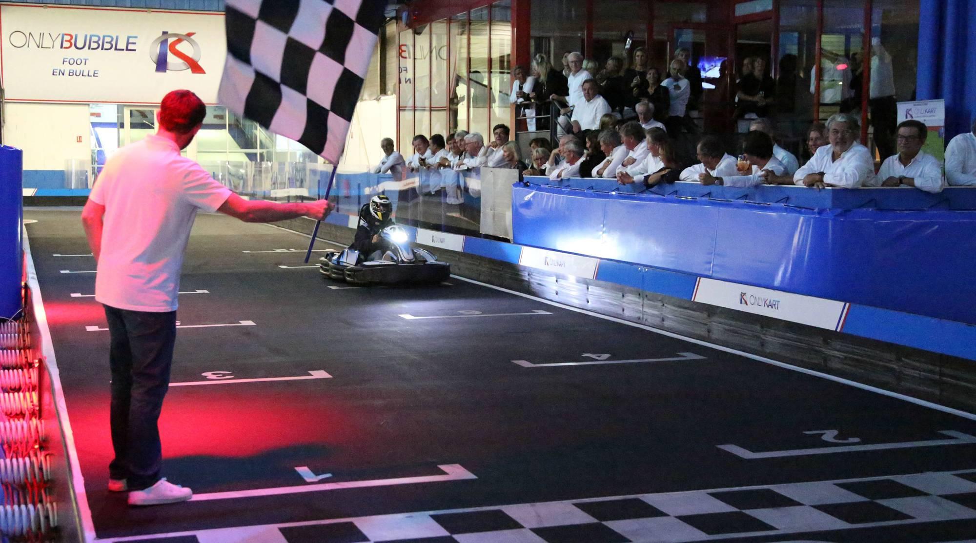 grands prix karting près de lyon