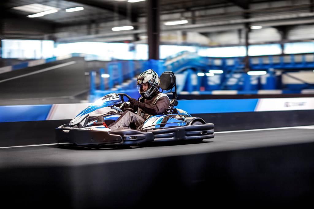 challenge karting à côté de lyon