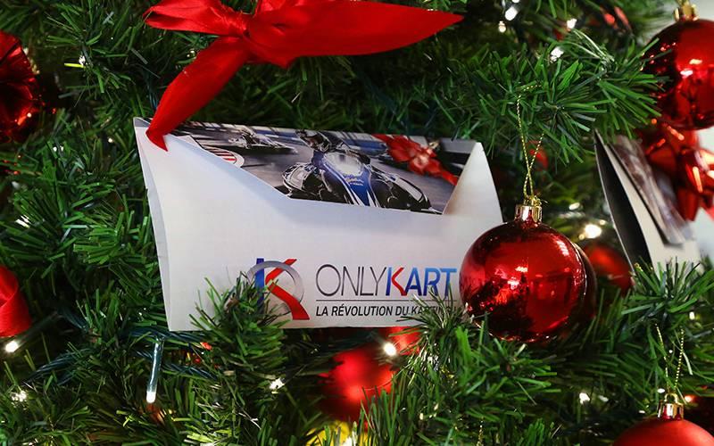 carte cadeau OnlyKart kart à lyon
