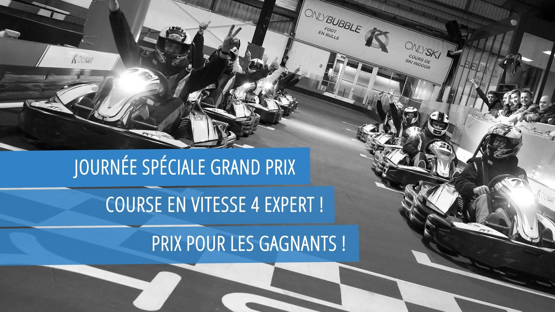 grand prix karting à lyon