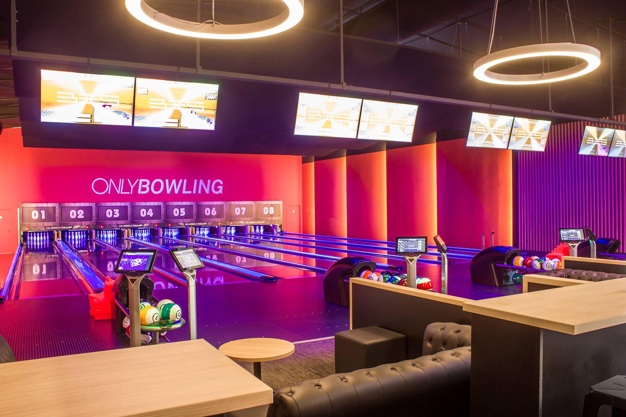 pistes de bowling près de lyon