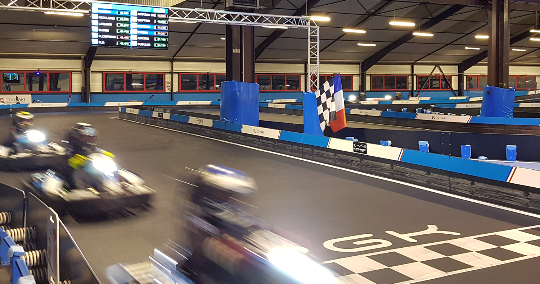 piste de karting lyon