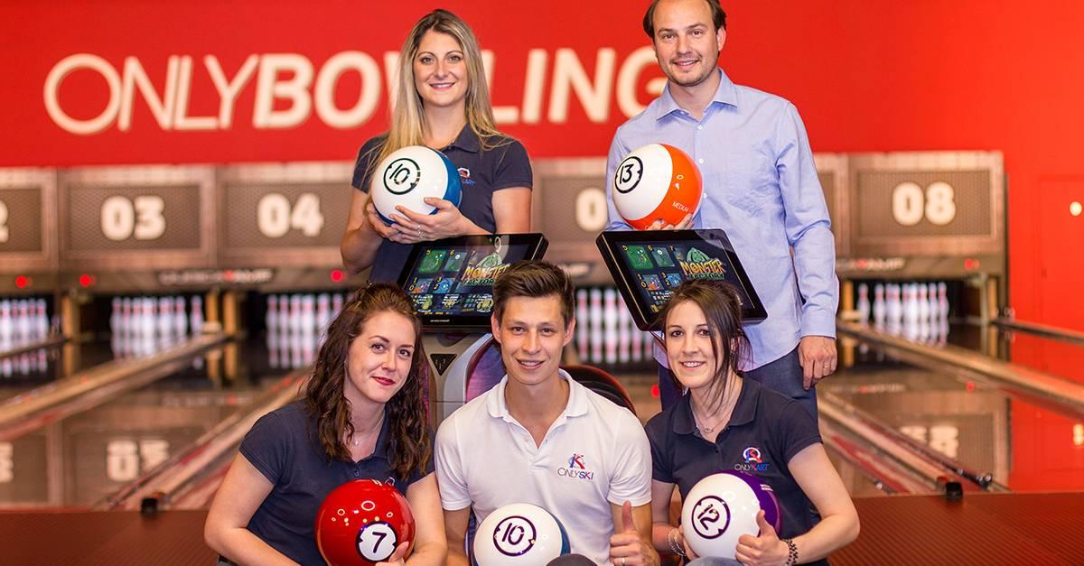 un bowling nouvelle génération près de lyon