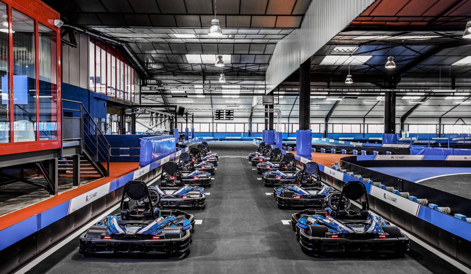 karting indoor lyon