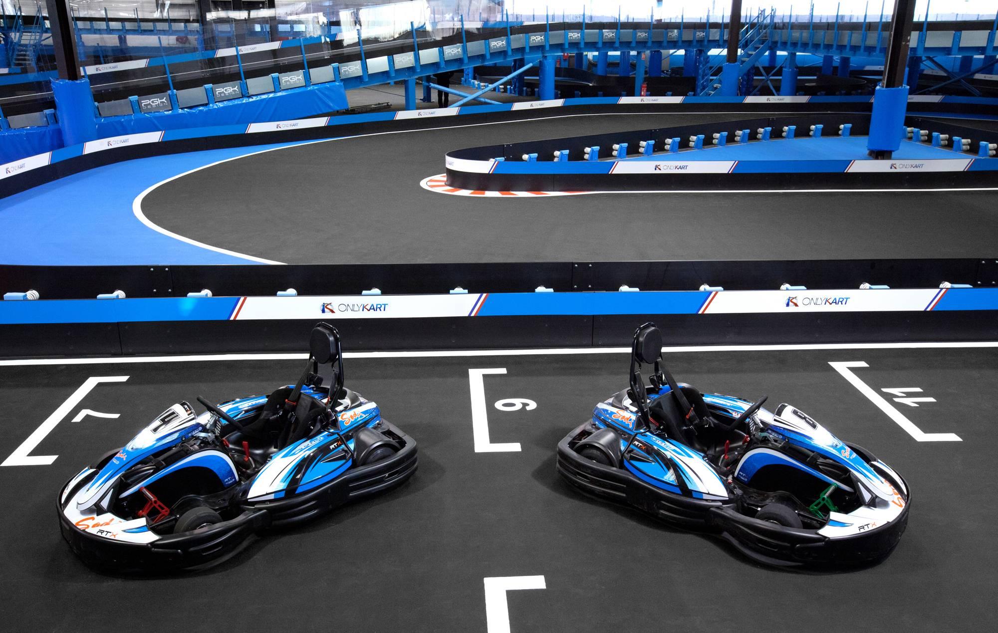 circuit de karting près de lyon