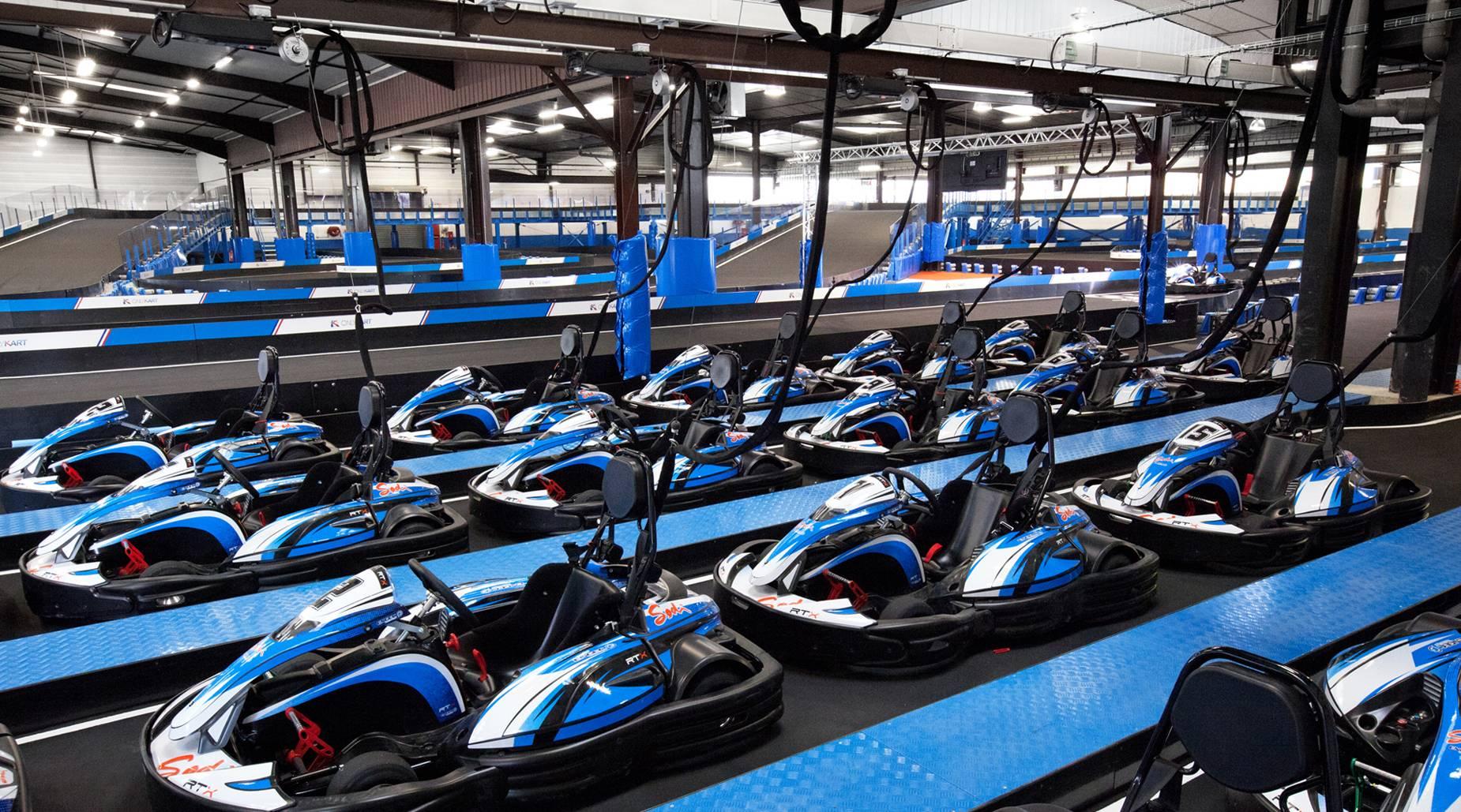 karts électriques pour enfants à 20 minutes de lyon