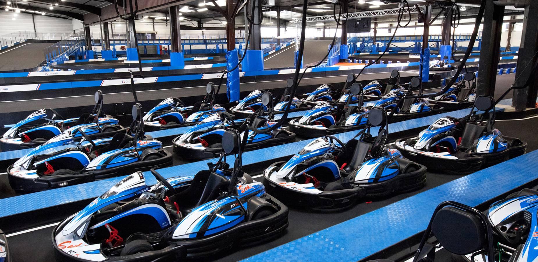 karting indoor près de lyon