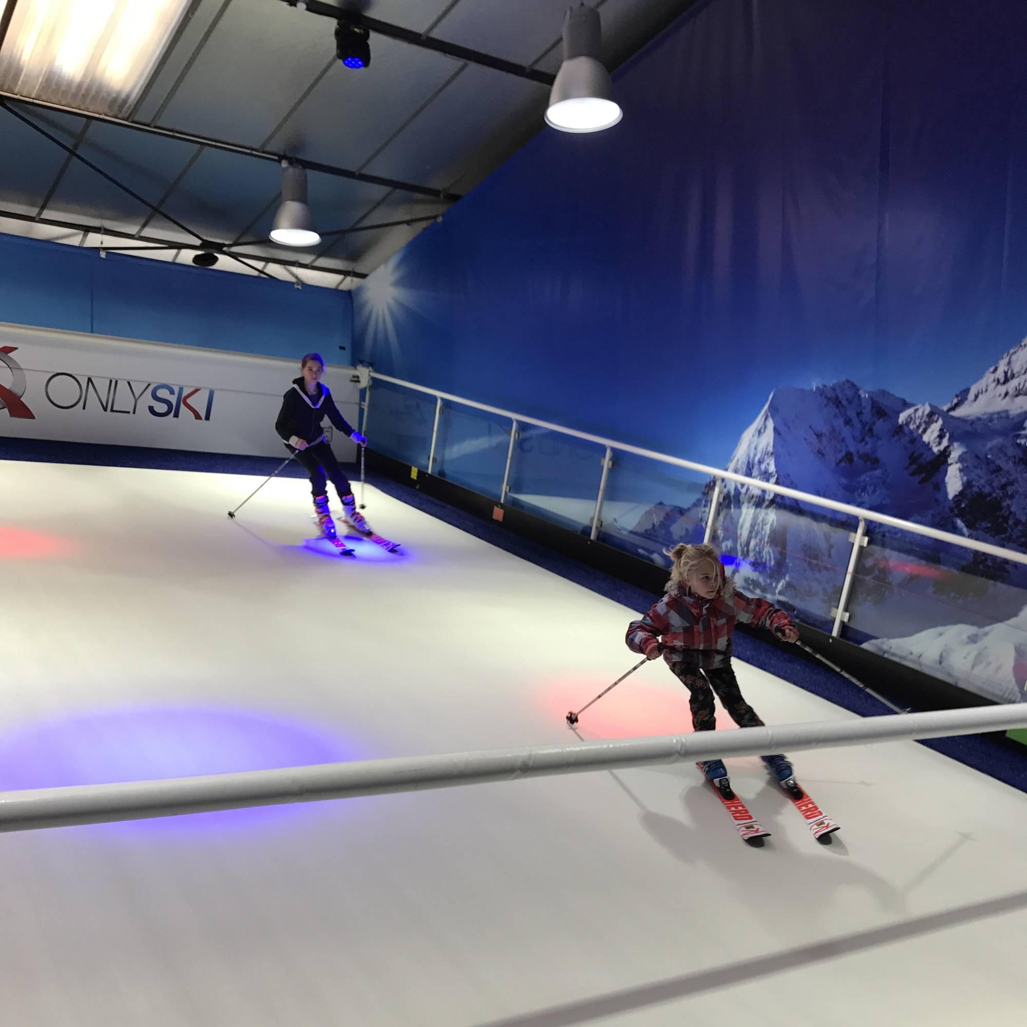 Témoignage de l'entraîneur du Ski Club des 2 Alpes